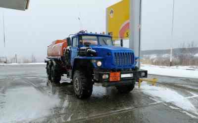 Доставка топлива цистерной бензовозом, Топливозаправщик, доставка топли - Корсаков